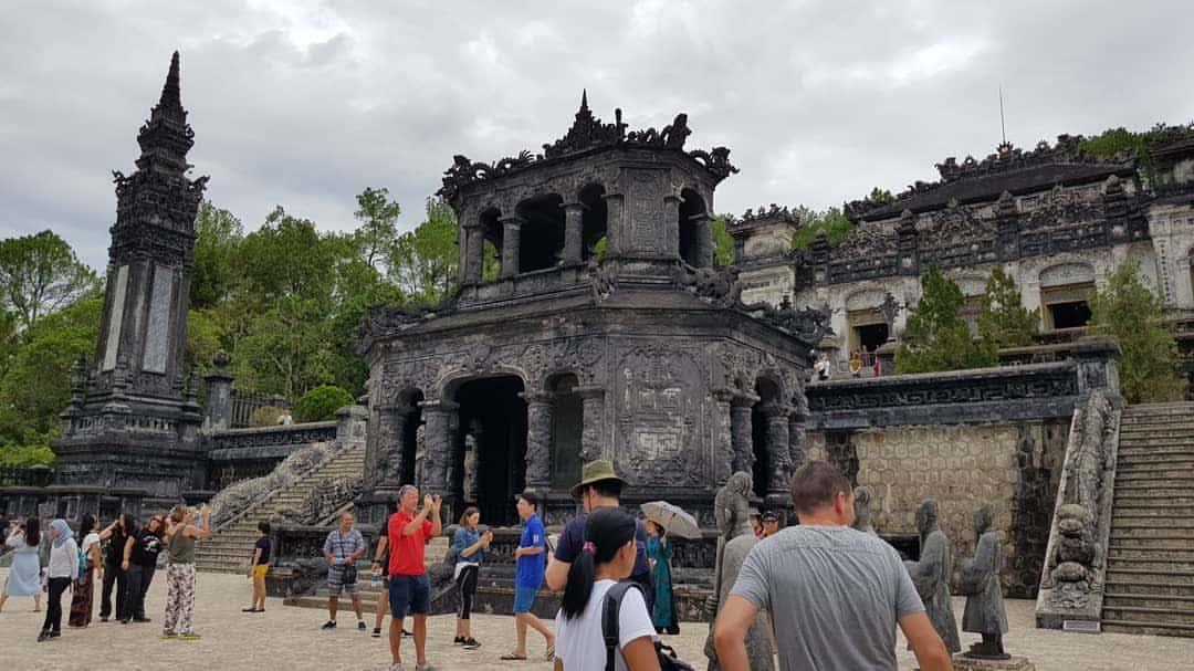 Tour Da Nang Hue 1 Ngay 2