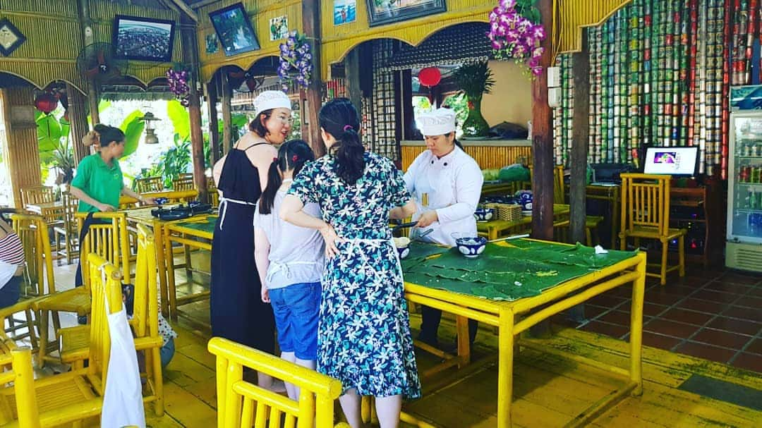 Tour Rung Dua Bay Mau Hoi An 1