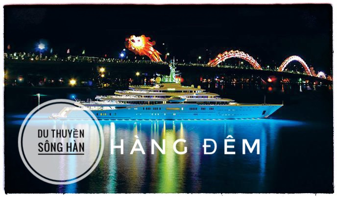 Du thuyền trong gói Combo Đà Nẵng 3 ngày 2 đêm
