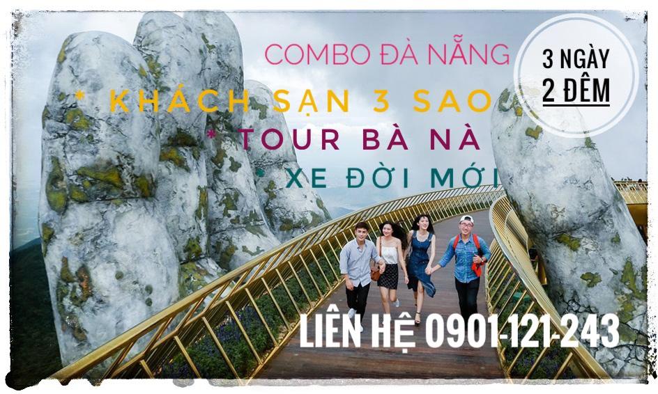 Combo Đà Nẵng 3 ngày 2 đêm